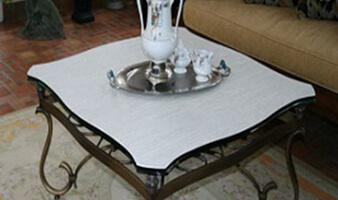 Custom Made High Quality Table Pads Bergers Table Pads