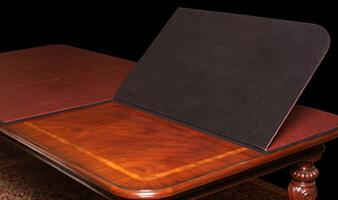 Custom Made High Quality Table Pads Bergers Table Pads - Mckay custom table pads