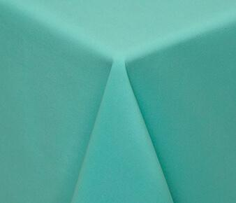 Aqua Tablecloth