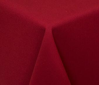 Maroon Tablecloth