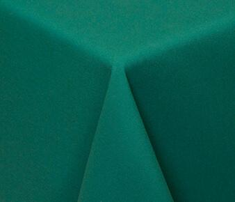 Teal Tablecloth