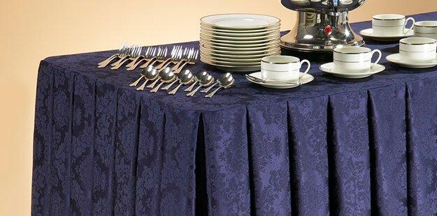 Custom Table Linen For All Table Types