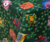 Christmas Ornament Tablecloth