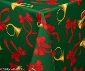 Holiday Fanfare Tablecloth