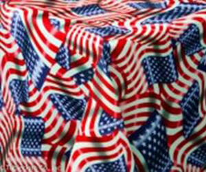 Old Glory Tablecloth