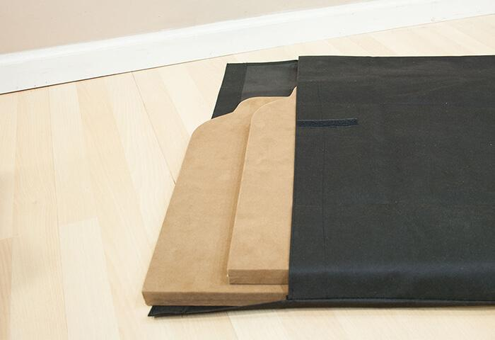 Table Pad Storage Bag
