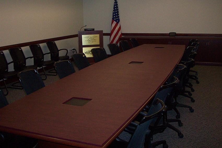 Conference Table Pad - 60 inch round conference table